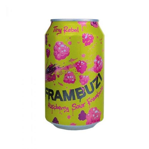 Tiny Rebel Frambuzi Raspberry Sour Framboise Can 330mL