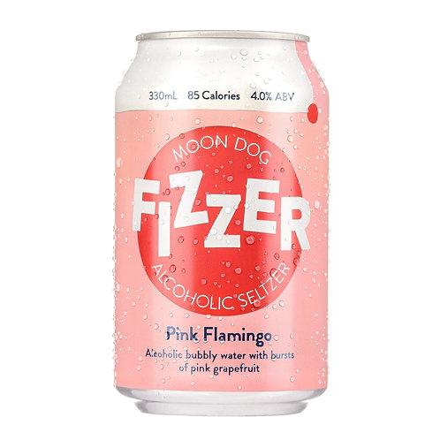 Fizzer Pink Flamingo Seltzer 4% 330mL