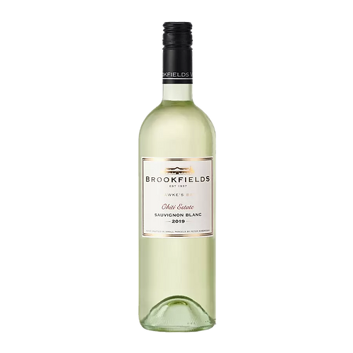 Brookfields 2019 Ohiti Estaste Hawkes Bay Sauvignon Blanc Btl 750mL