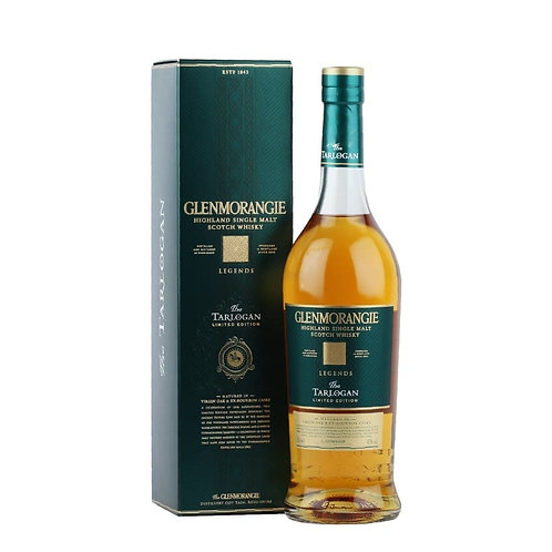 Glenmorangie Tarlogan Single Malt Scotch Whiskey 43% 700mL