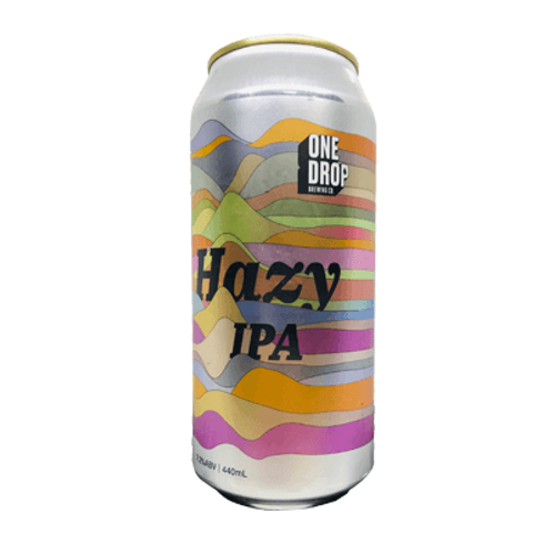 One Drop Brewing Co Hazy IPA 7.2% Can 440mL