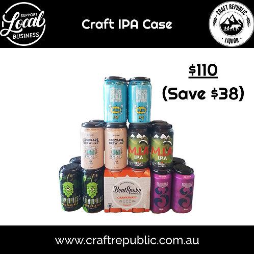 Craft Republic IPA Case
