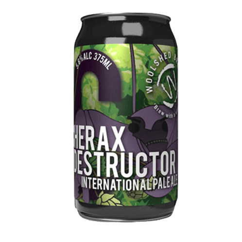 Woolshed Brewery Cherax Destructor International Pale Ale 5.6% Can 375mL