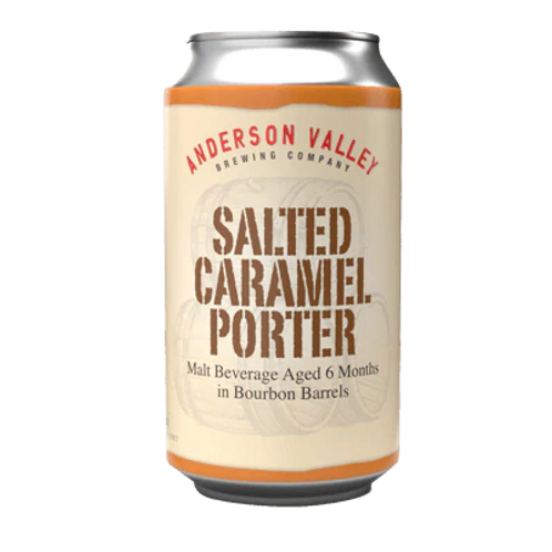 Anderson Valley Brewing Salted Caramel Porter 9.5% Can 355mL