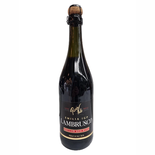 Rivervale Lambrusco Red 7.5% Btl 750mL