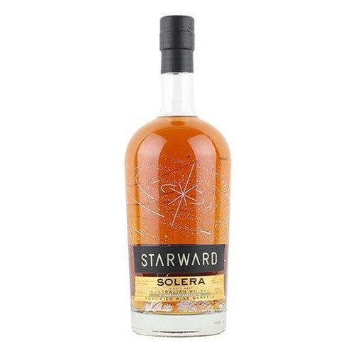 Starward Solera Single Malt Whisky 43% Btl 700mL