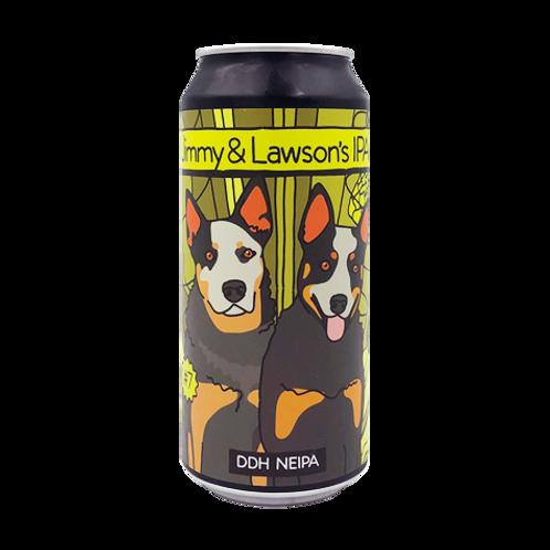 Moon Dog Jimmy & Lawson's DDH NEIPA 7.2% Can 440mL