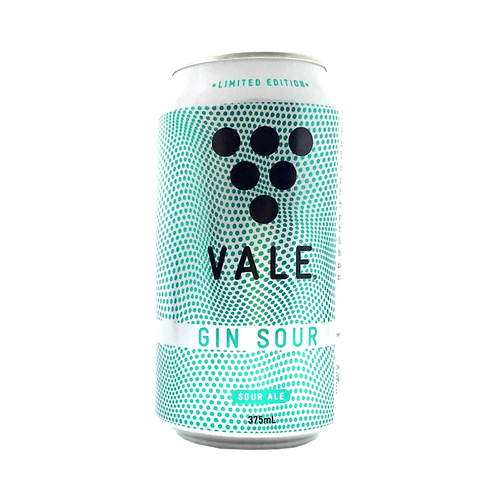 Vale Limited Edition Gin Sour 4%Can 375mL