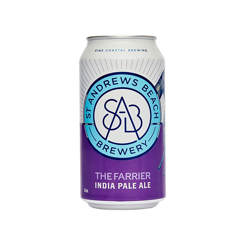 ST Andrews Beach The Farrier IPA 6.4%Can 375mL
