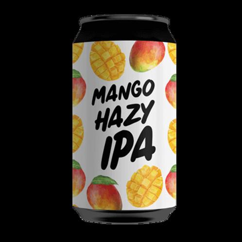 Hope Brewery Mango Hazy IPA 6% Can 375mL
