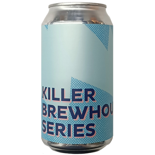 Killer Sprocket You Can't Runaway NEIPA 5.8% Can 375mL