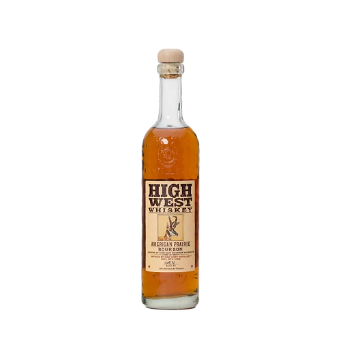 High West American Prairie Bourbon 46% Btl 700mL
