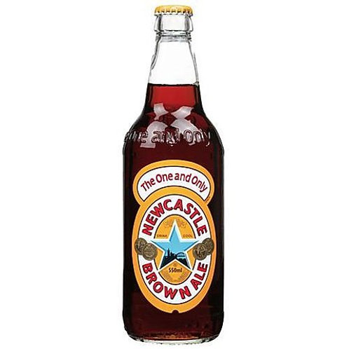 Newcastle Brown Ale 4.7% Btl 330mL