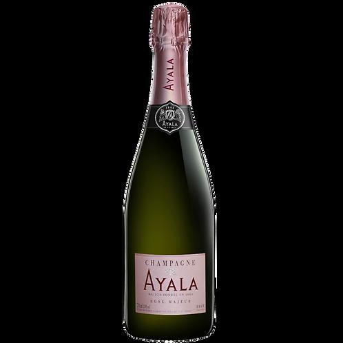 Champagne Ayala Rose Majeur France 750mL