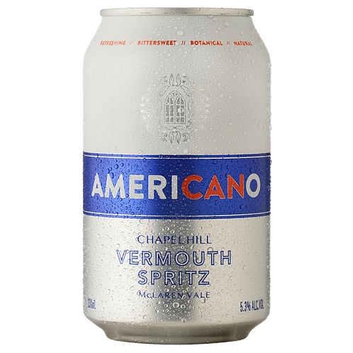 Chapel Hill Americano Vermouth Spritz 5.3% Can 330mL