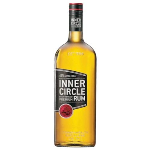 Inner Circle Red Rum 37% Btl 700mL