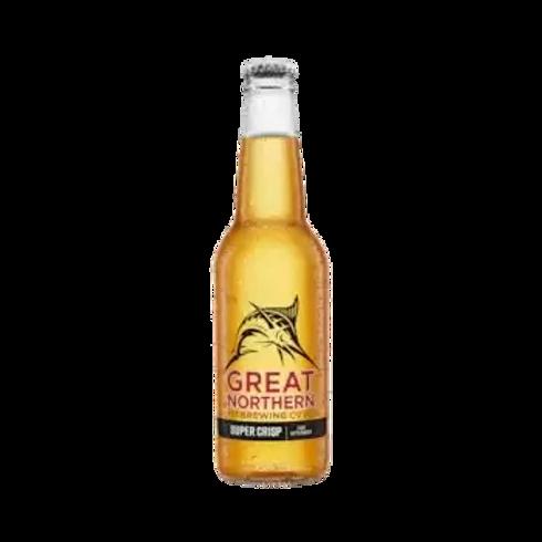 Great Northern Super Crisp Dry 3.5% Btl 345mL