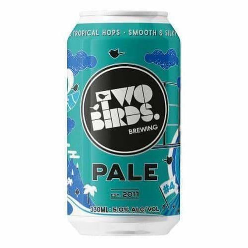 Two Birds Pale Ale 5% Can 330mL