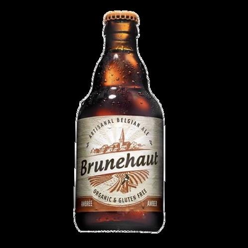 Brunehaut Amber Belgian Ale 6.5% Btl 330mL