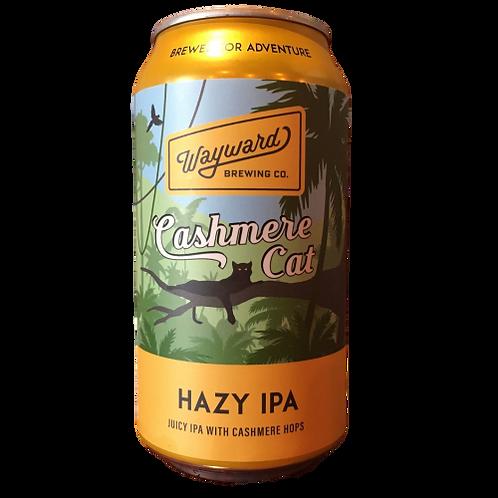 Wayward Brewing Cashmere Cat Hazy IPA 6.3% Can 375mL