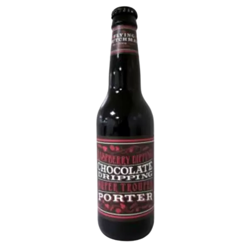The Flying Dutchman Raspberry Dipping Porter 7% Btl 330mL