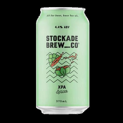 Stockade Brewing Splicer XPA 4.4% Can 375mL