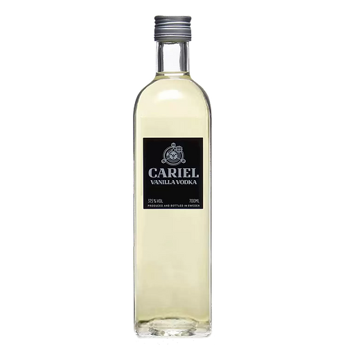 Cariel Swedish Vanilla Vodka Btl 700mL