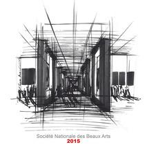 Recto invitation Salon des BA 2015 visue
