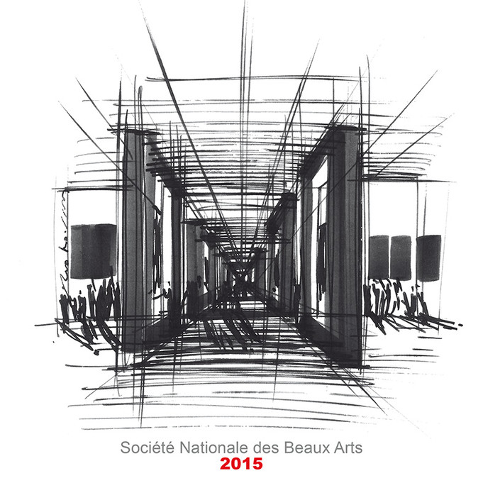 Salon des Beaux-Arts 2015 - Paris