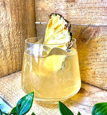 BOLD rhum Épicé - Cocktail no3 - Honey