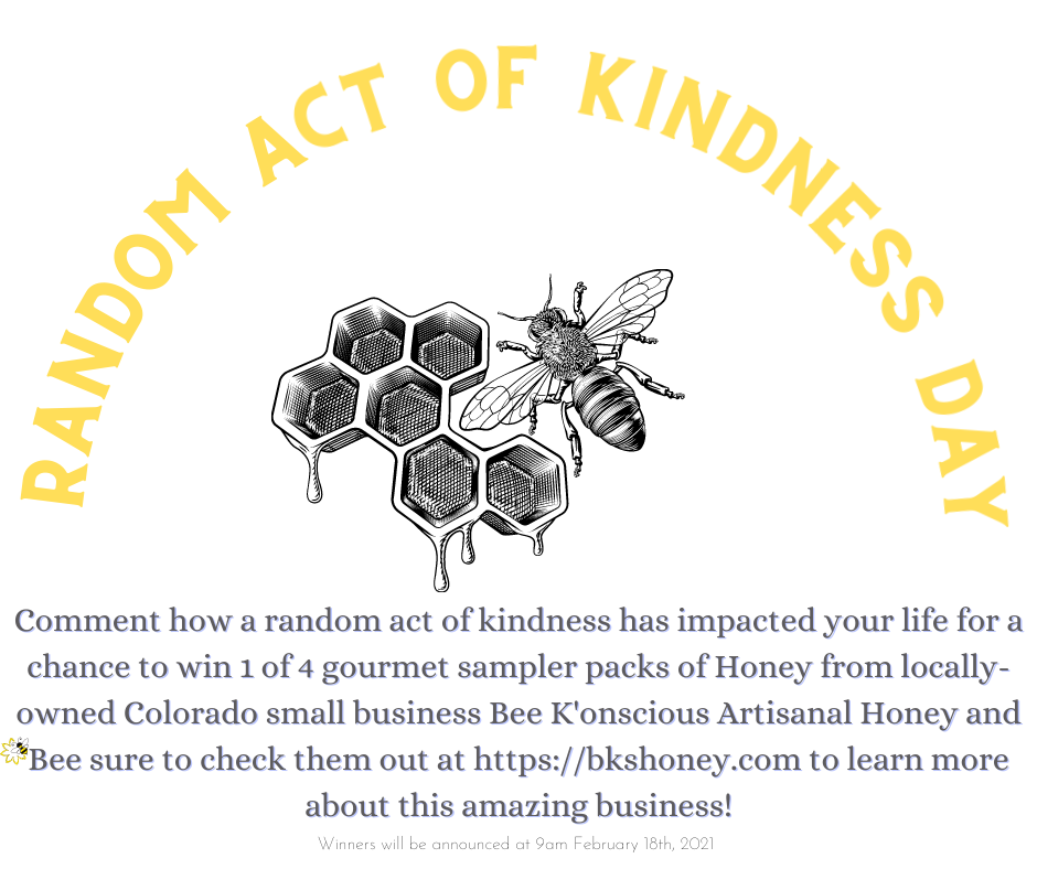 Random Act of Kindness promo details