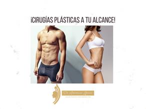 ¡Cirugías Plásticas a tu alcance!