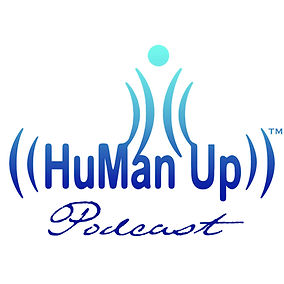 List to the Human Up Podcast on human up tv