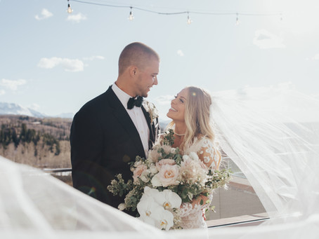Taylre and John's Telluride Destination Wedding