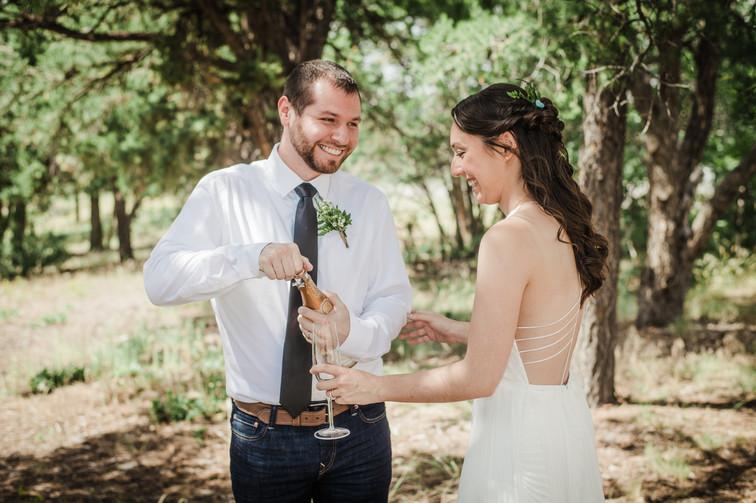 Amanda and Austin San Juan Mountain Wedding