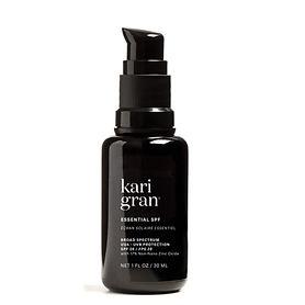 Kari Gran Spf Pump Black Bottle