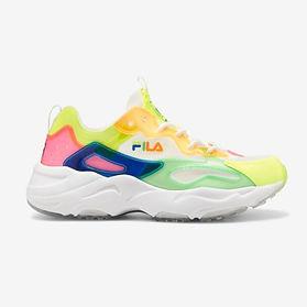 Fila Rainbow Tennis Shoes