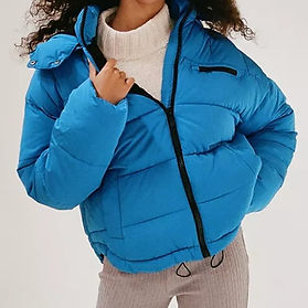 Urban Outfitters Blue Jacket