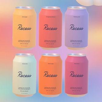Recess CBD in a can