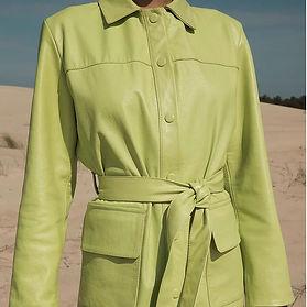 Green Jacket Tach Clothing