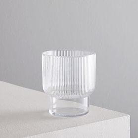 West Elm Acrylic Glass