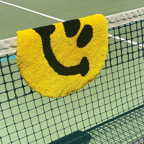 the Smiley Rug