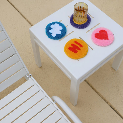 the Coaster Set