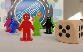 Customer Journey Game box