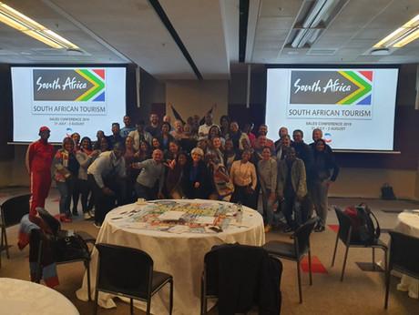 Customer Journey Game SA Tourism