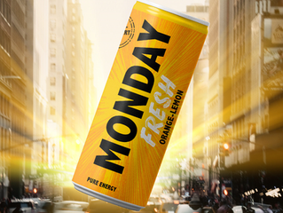 NEU: MONDAY FRESH! MINUS 40% ZUCKER