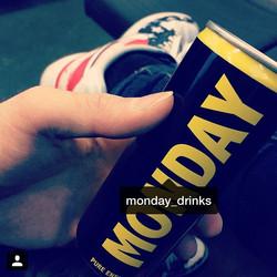 Danke für's Foto _mrlarrymeyer !  #monday #mondaydrinks #mondayenergy #montagenergy #montagenergydri