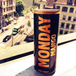 ___NEU___ ! MONDAY Mango 👍💪😍 #mondayenergy #energydrink #monday #montag #montagenergy #mango #yum