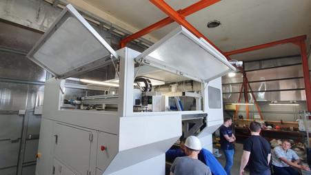 ООО «Аддитивные технологии» готовится к отгрузке промышленного 3D-принтера для печати песчаных литей