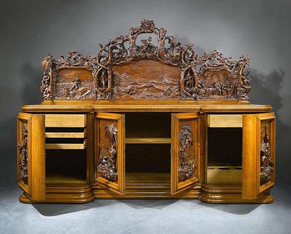Muebles antiguos en barcelona - Compraventa muebles antiguos ...